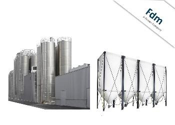 Indoor  & Outdoor Silos